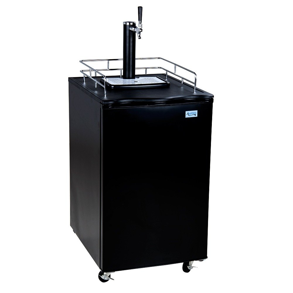 Avantco Refrigeration Avantco ZPJ-170 Black Kegerator (1) 1/2 Keg Capacity at Sears.com