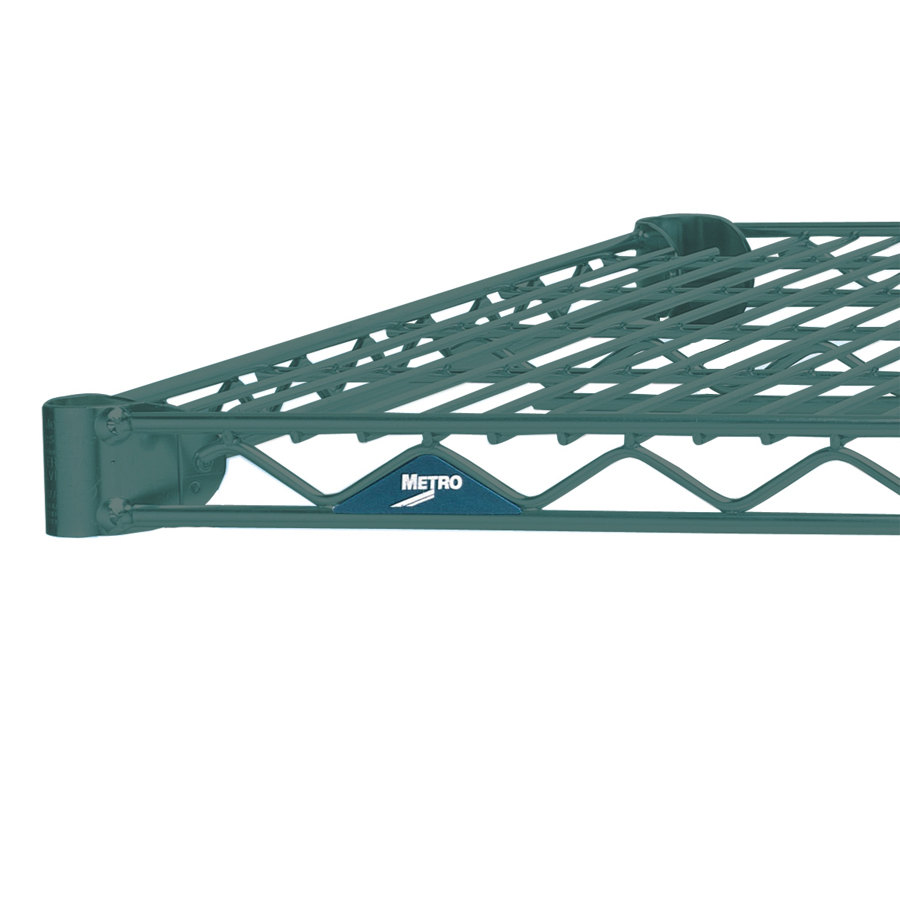 Metro 2472NK3 Super Erecta Metroseal 3 Wire Shelf - 24 inch x 72 inch