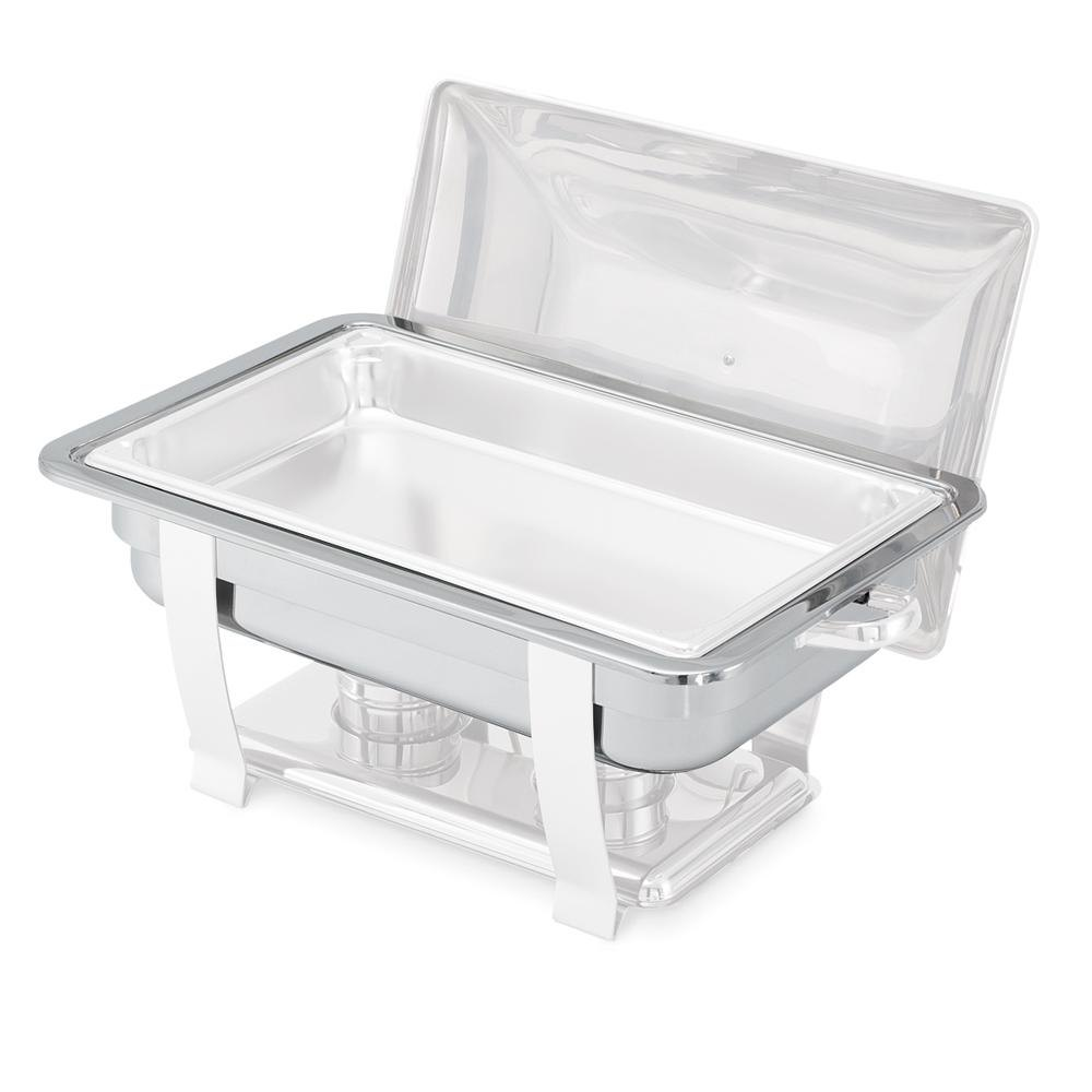 Vollrath 46331 9 Qt. Full Size Replacement Stainless Steel Water Pan for 46518 Orion Chafer