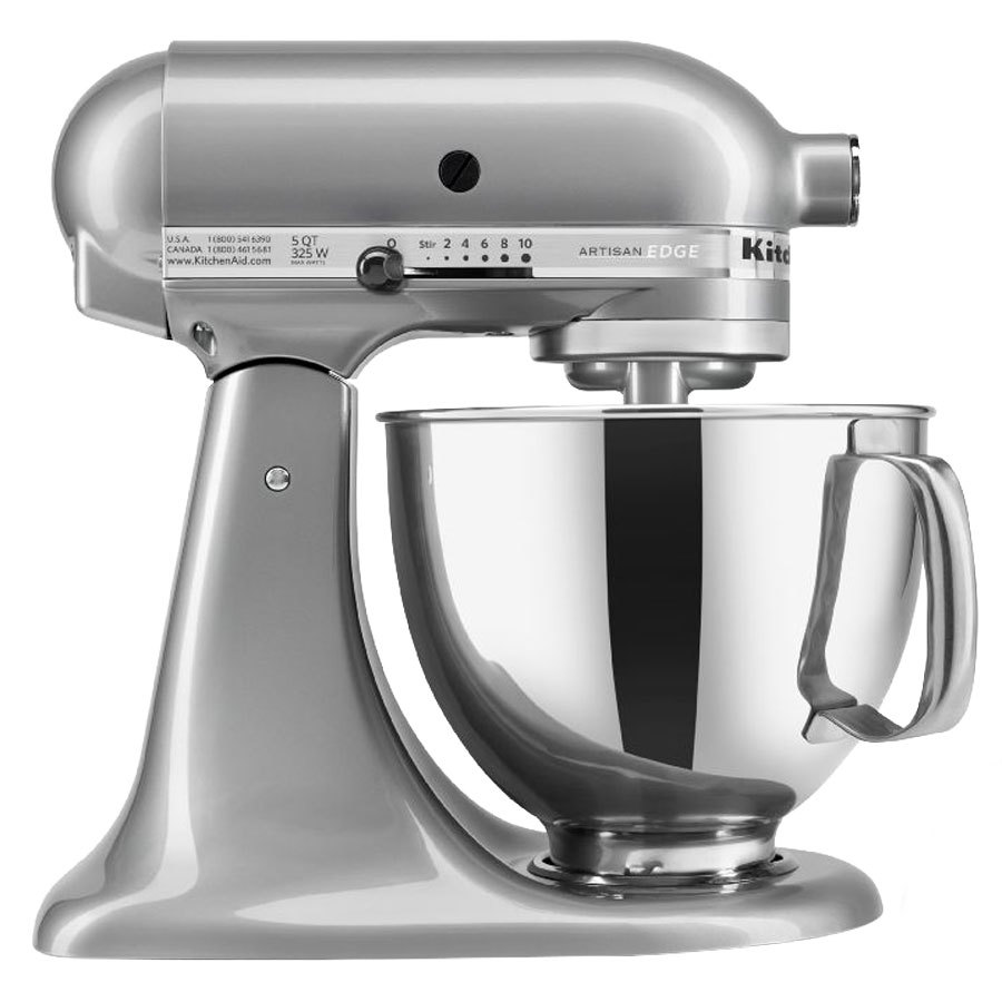 Kitchenaid Ksm150psmc Metallic Chrome Artisan Series 5 Qt