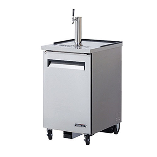 "Turbo Air Refrigeration Turbo Air TBD-1SD 24"" Super Deluxe Stainless Steel Beer Dispenser - 1 Keg at Sears.com"