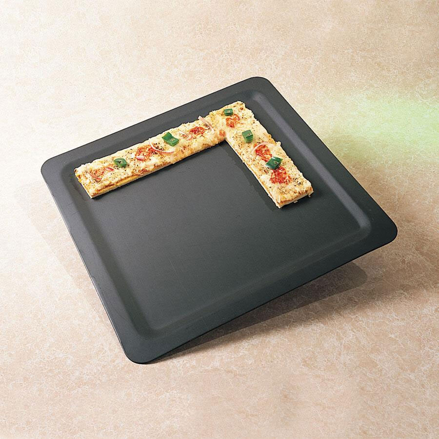 "American Metalcraft HCSQ1020 10"" x 10"" x 2"" Square Hard Coat Pizza Pan at Sears.com"