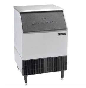 IMI Cornelius CCU0220AF1 Nordic Air Cooled Undercounter Ice Cuber 251 Pounds, Full Size Ice Cubes- 115V 1 Phase
