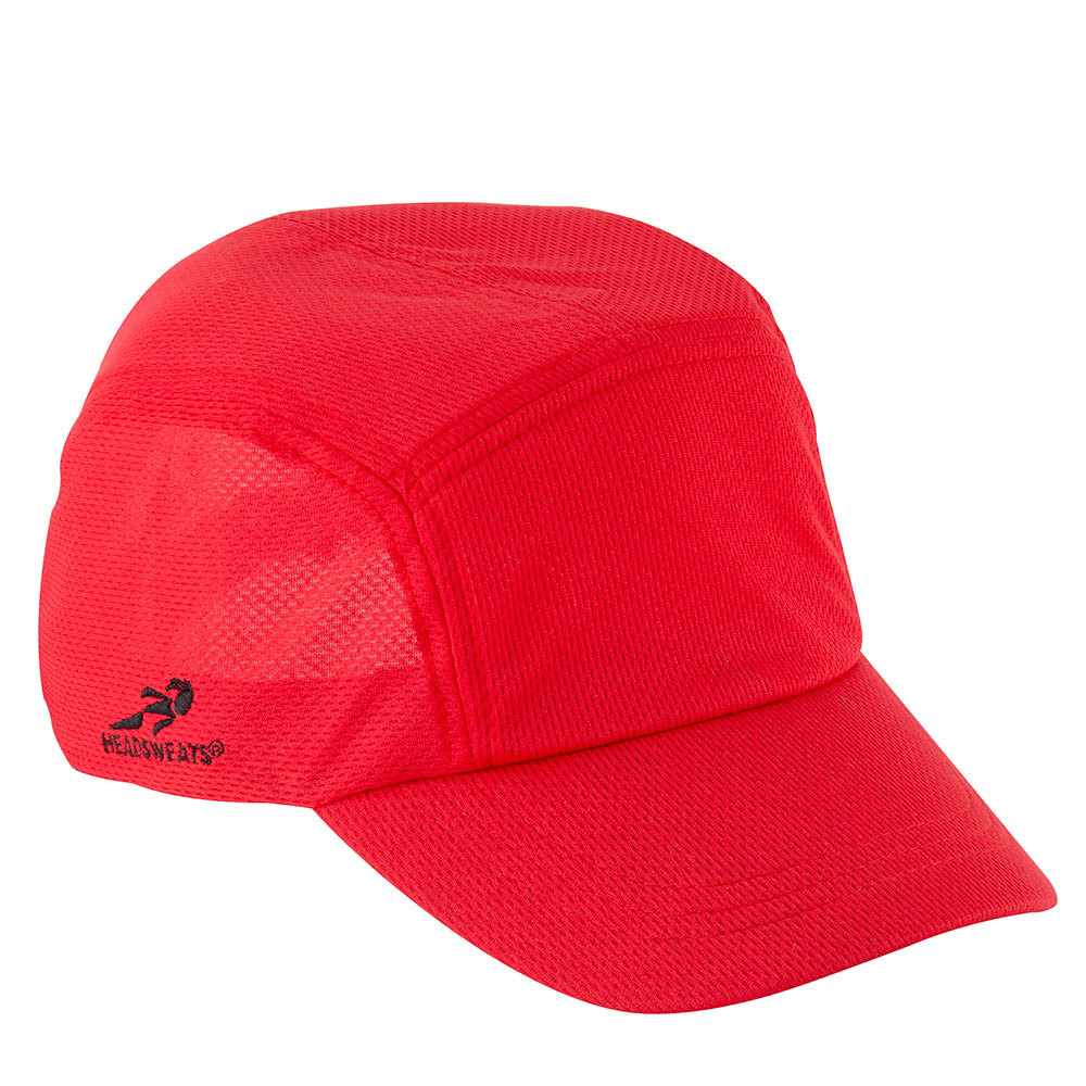 Red Headsweats Customizable 7700-203 Coolmax Chef Cap