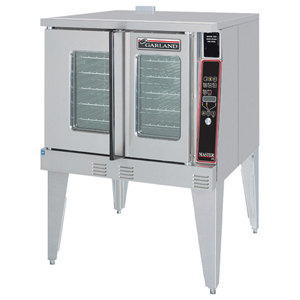 Garland MCO-GS-10-ESS Master Series Single Deck Convection Oven - 60,000 BTU