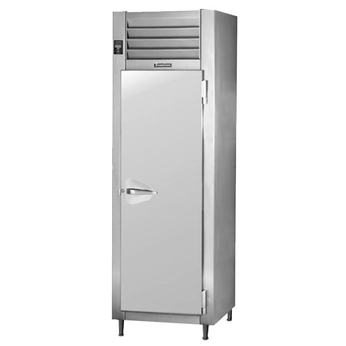 Traulsen AHT132DUT-FHS 17.7 Cu. Ft. One Section Narrow Reach In Refrigerator - Specification Line