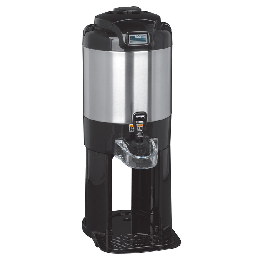 Bunn TF 1.5 Gallon Digital ThermoFresh Coffee Server with Base - Stainless Steel (Bunn 42750.0000) at Sears.com