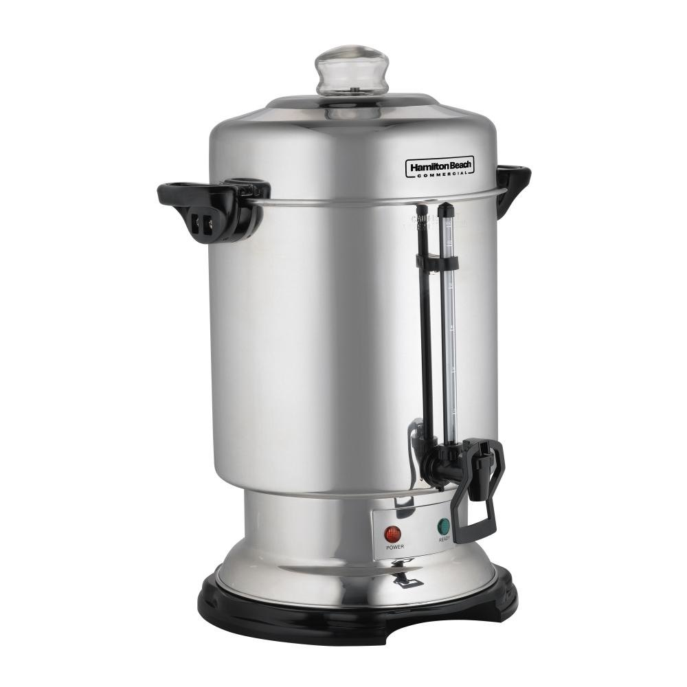 Hamilton Beach D50065 60 Cup Stainless Steel Coffee Urn at Sears.com