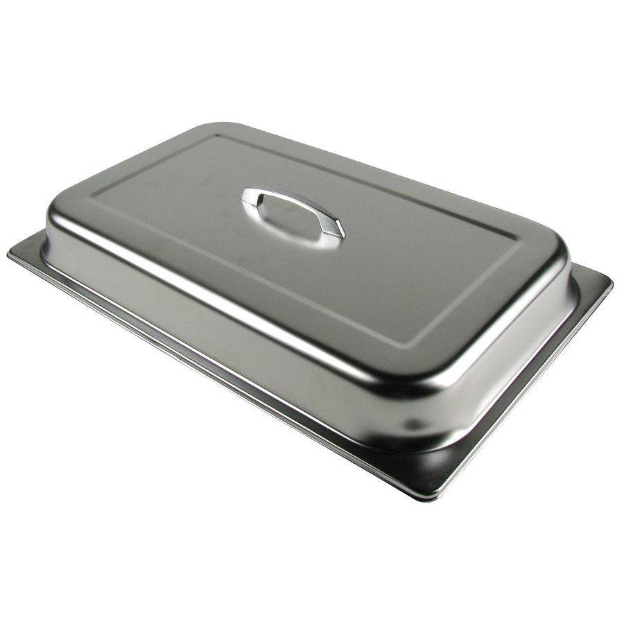 Stainless Steel Full Size Chafer / Pan Cover with Handle