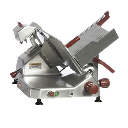 Berkel 829A-PLUS 14 inch Manual Gravity Feed Meat Slicer 1/2 hp