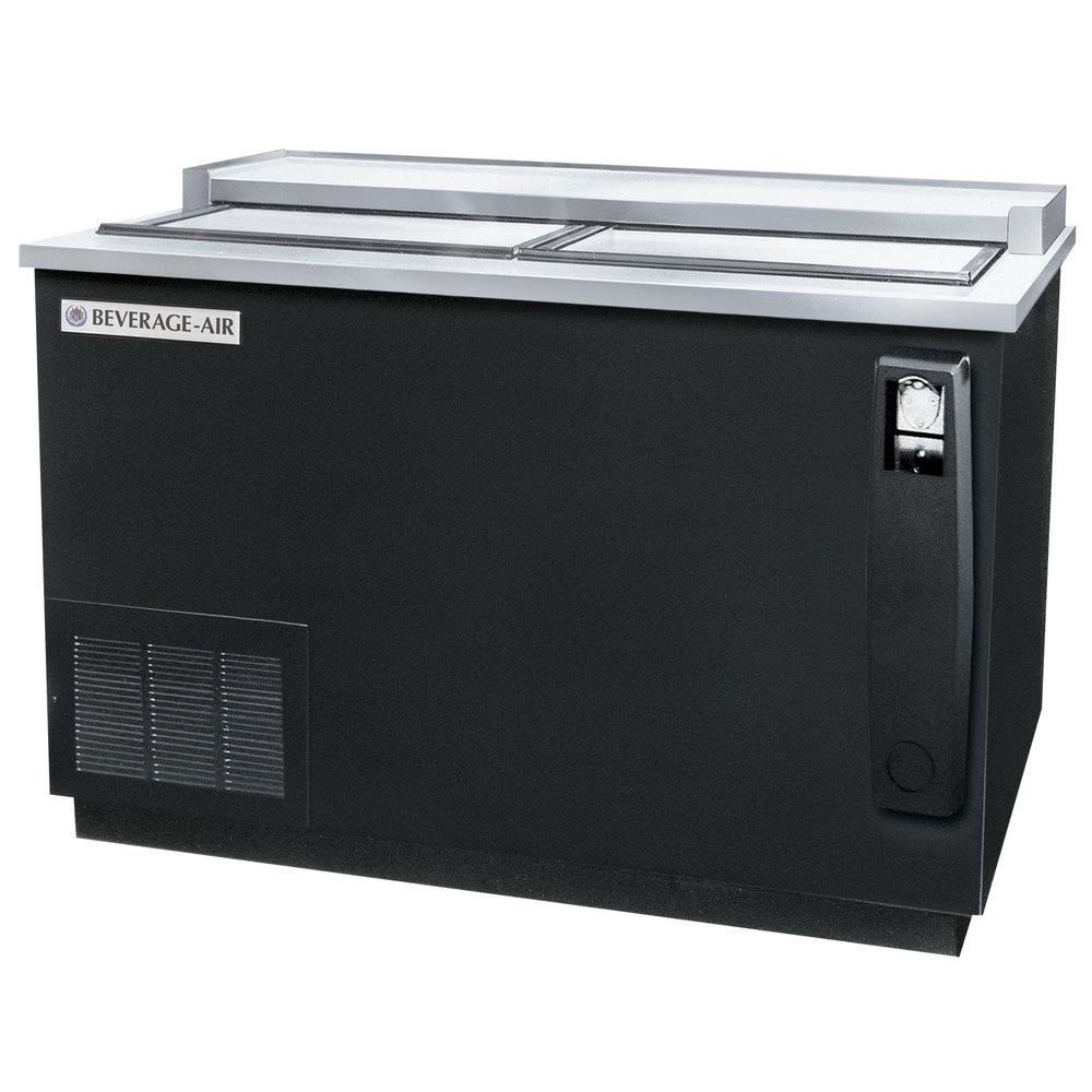 Office Air Coolers : Beverage air dw b black bottle cooler deep well quot