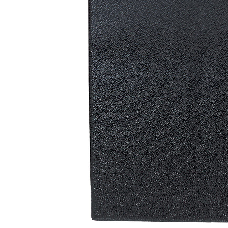 "Cactus Mat Tredlite Vinyl Pebbled Black Anti-Fatigue Mat 48"" Wide - 3/8"" Thick at Sears.com"