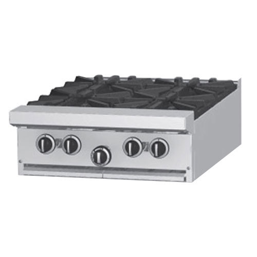 "Garland / US Range Natural Gas Garland G24-2G12T 2 Burner Modular Top 24"" Gas Range with 12"" Griddle - 84,000 BTU at Sears.com"