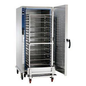 Alto-Shaam 20.20W CombiMate Heated Roll-In Holding Cabinet - Mobile, 208-240V