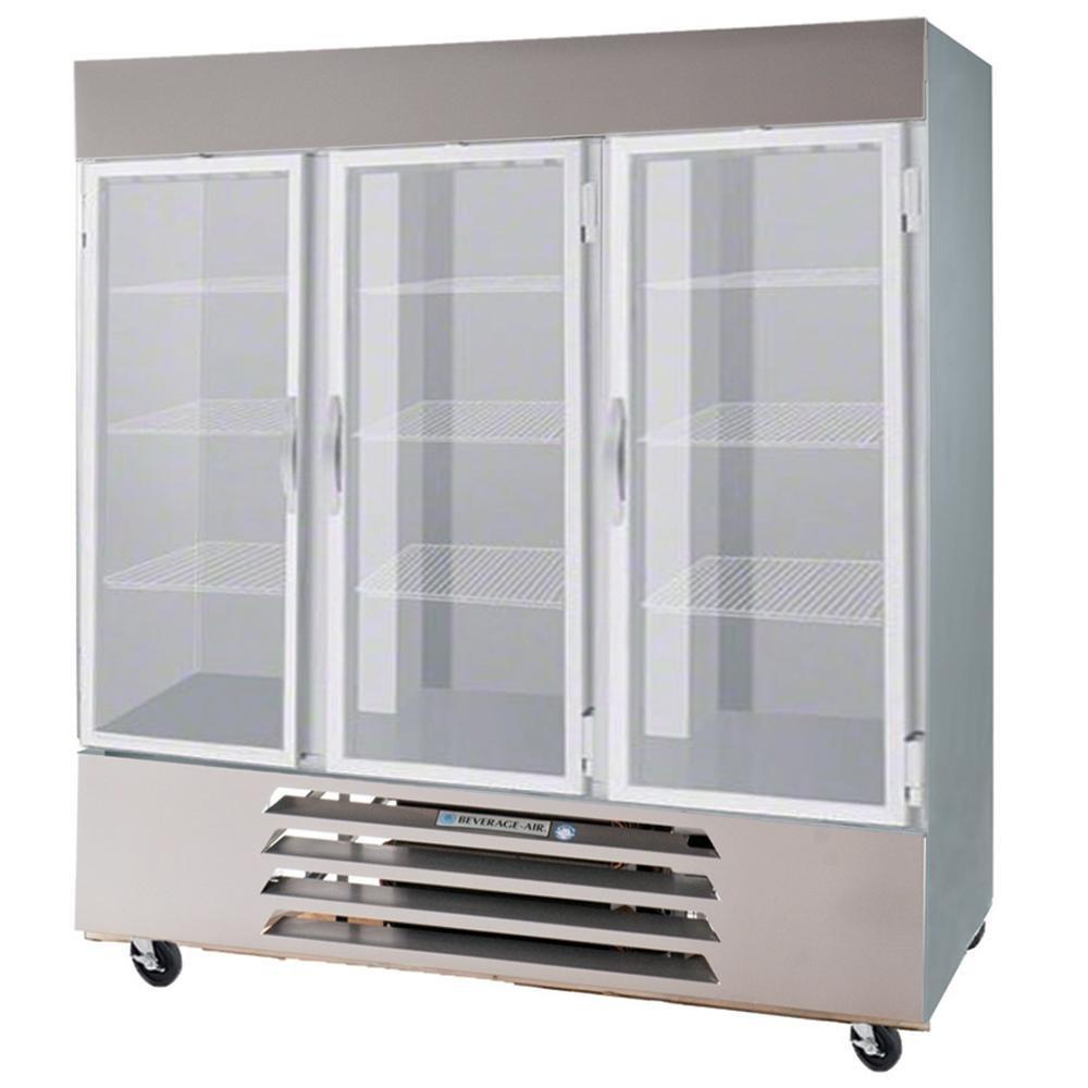 Beverage Air Refrigerator Beverage Air Freezer 3 Door