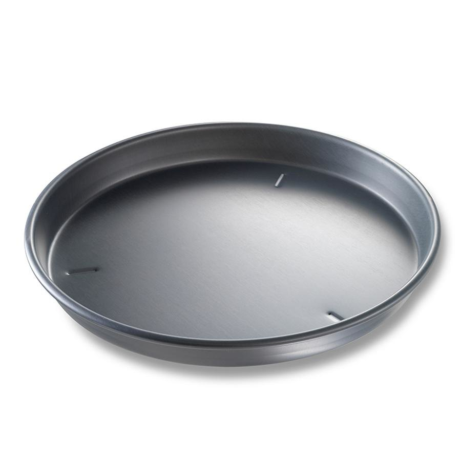 "Chicago Metallic 91150 15"" x 1 1/2"" Deep Dish Hard Coat Anodized Aluminum Pizza Pan at Sears.com"