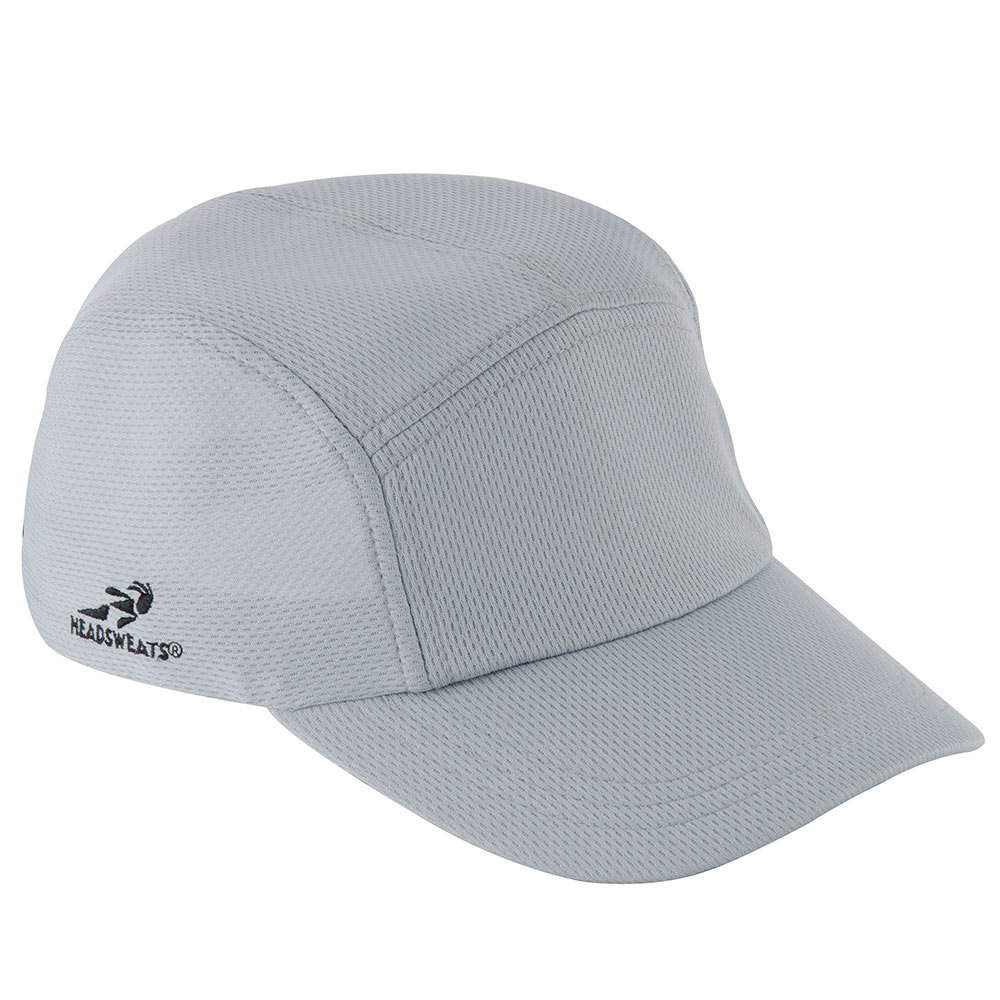 Gray Headsweats Customizable 7700-221 Coolmax Chef Cap