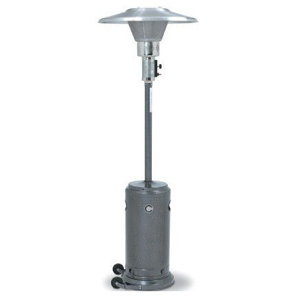 Crown Verity CV2650-SV Silver Portable Patio Heater - Propane at Sears.com
