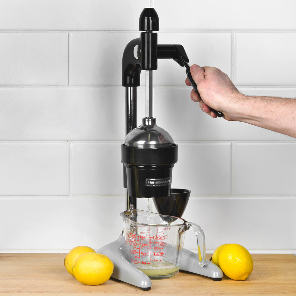 Citrus Juicer Product ~ Hamilton beach commercial citrus juicer