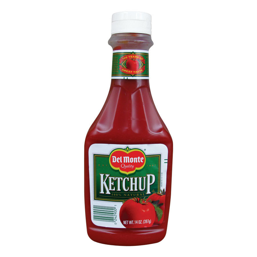 Ketchup 12 - 14 oz. Bottles / Case