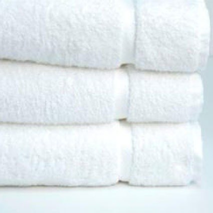 "Hotel Hand Towel - Welington 16"" x 30"" 100% Ring Spun Combed Cotton 4.5 lb. - 120/Case"