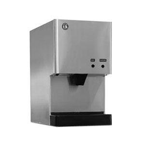 Hoshizaki DCM-270BAH Countertop Ice Maker and Water Dispenser - 8.8 lb ...