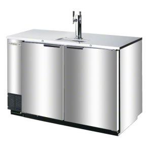 "Beverage Air (Bev Air) DD78R-1-S Stainless Steel Beer Dispenser 78"" - 4 Keg Remote Cooled Kegerator at Sears.com"