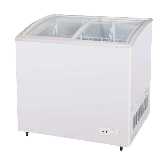 "Turbo Air Refrigeration Turbo Air TSD-35CF 35"" Curved Lid Ice Cream Freezer - 7.3 Cu. Ft. at Sears.com"
