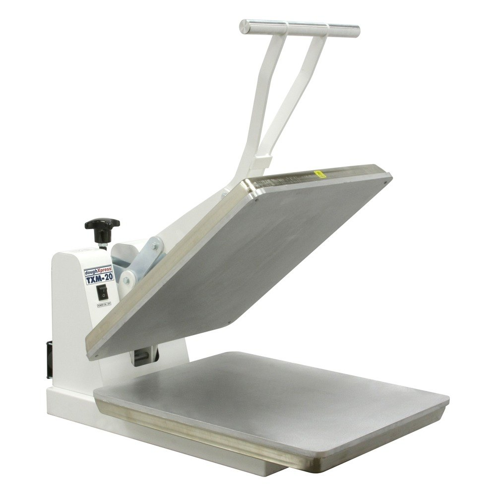 "DoughXpress TXM-20 Manual Tortilla Press 16"" x 20"" - 220V at Sears.com"
