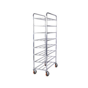 Win-Holt UNAL-8 Eight Shelf Universal Cart