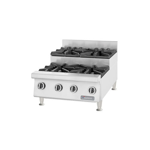 Garland / US Range Natural Gas Garland GTOG48-SU8 8 Burner Step-Up Countertop Range at Sears.com