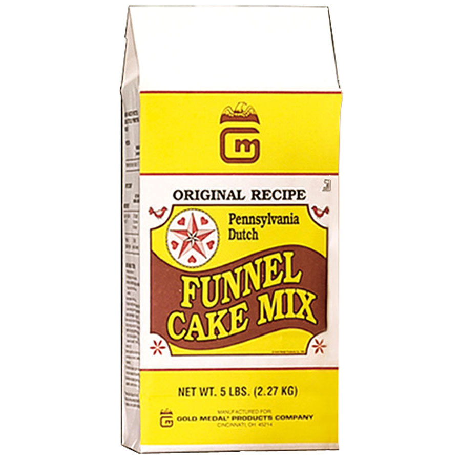 Gold Medal Pennsylvania Deluxe Dutch Funnel Cake Mix