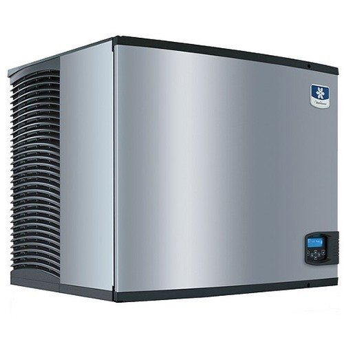 Manitowoc Indigo Series IY-0874C 815 Pound QuietQube Half Size Cube Ice Machine 30 inch Wide - Remote Cooled