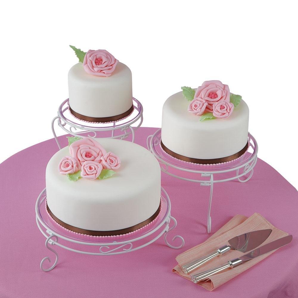 Wilton Wedding Cake Guide