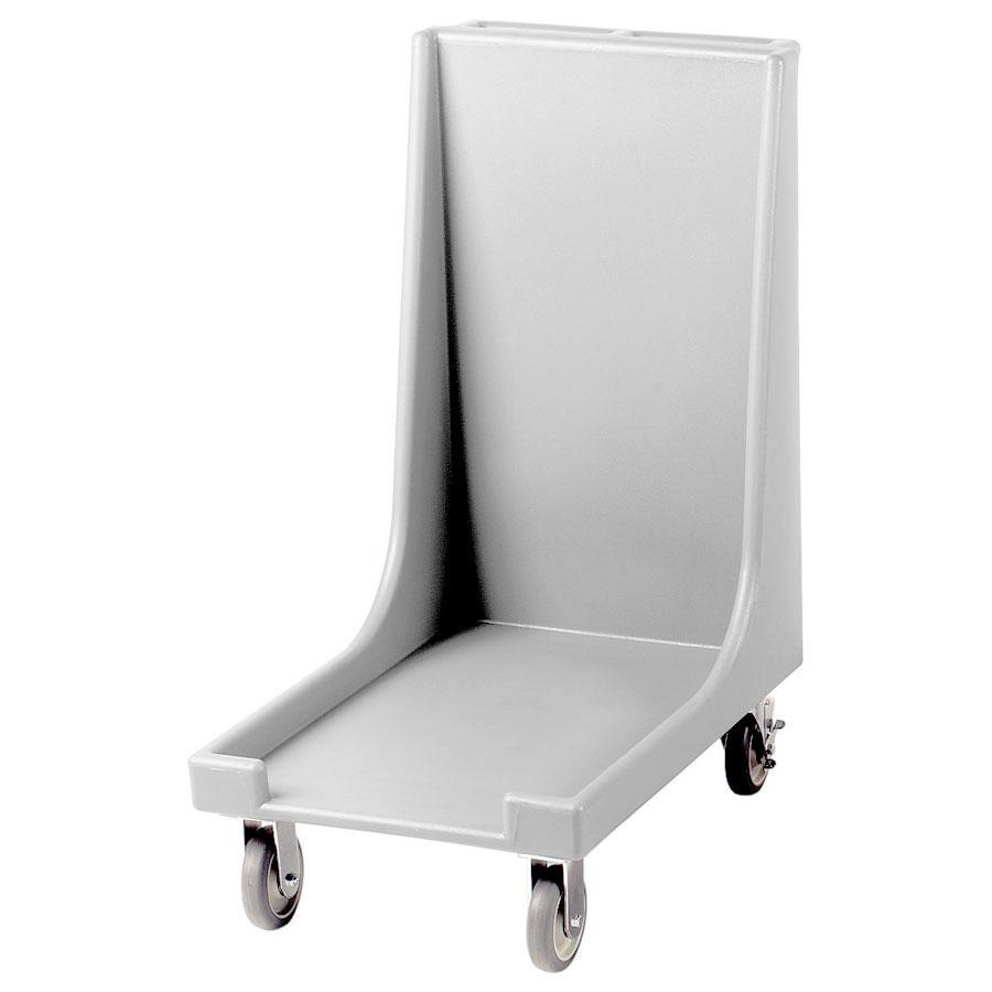Cambro CD1826H180 Light Gray Camdolly for 18 inch x 26 inch Trays with Handle