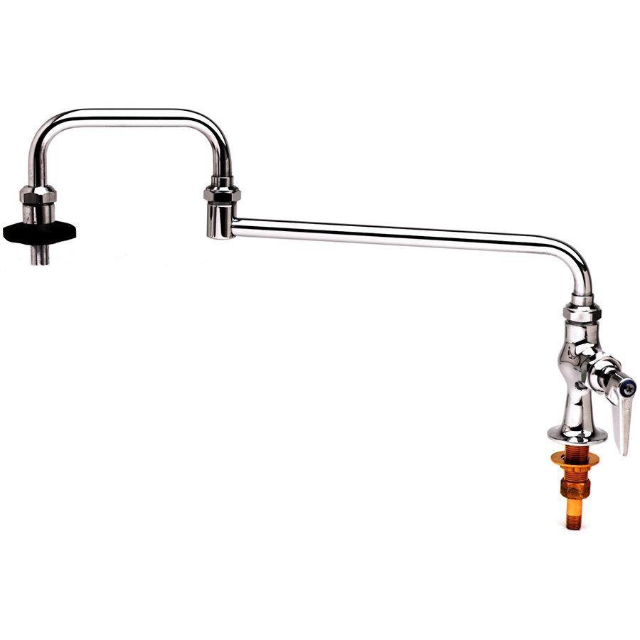 TampS B 0590 18 Deck Mounted Pot Filler Faucet