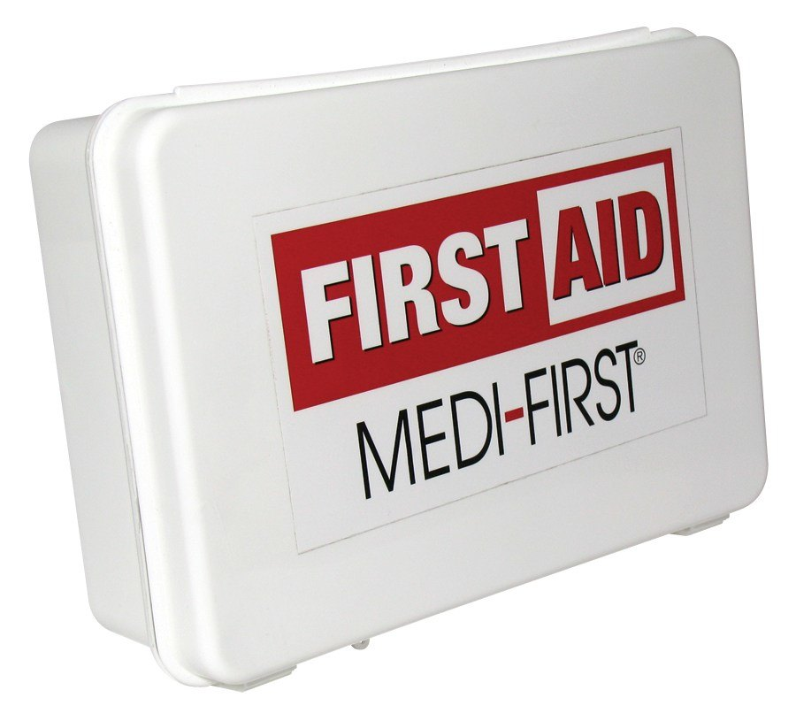 First Aid Kit 25 Person Medique - 141 pcs.