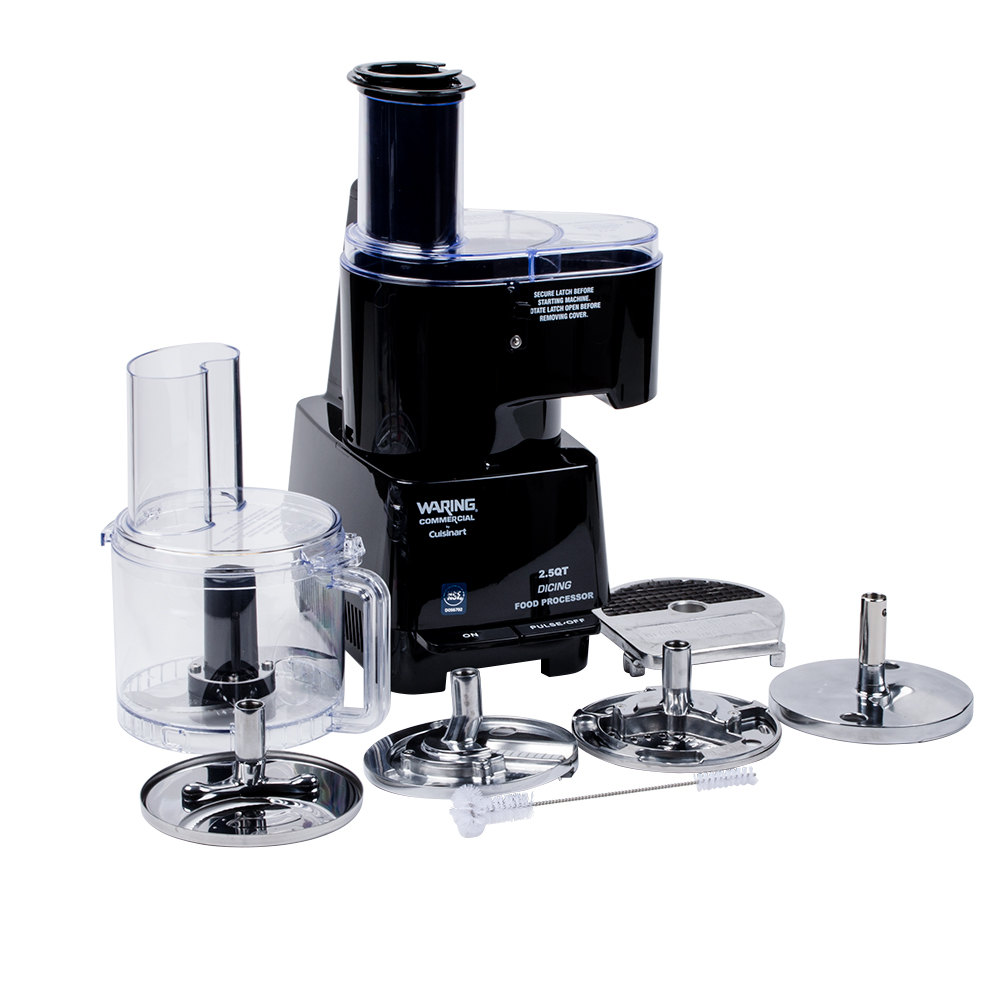 Waring Commercial Food Processor   Qt Parts