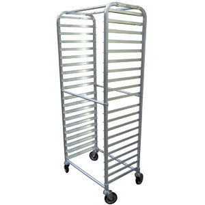 Advance Tabco PR20-3WS Side Load Bun Pan Rack 20 Pan