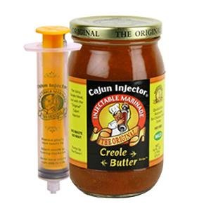 Cajun Injector 16 oz. Creole Butter Marinade with Injector at Sears.com