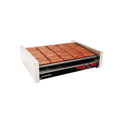 Star 240 Volts Star Grill Max Express X75S 75 Hot Dog Roller Grill with Duratec Non-Stick Rollers at Sears.com