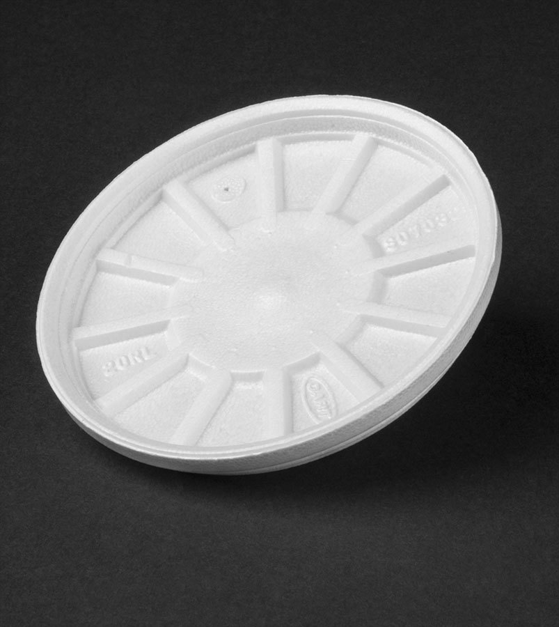 Dart 20RL 20 oz. Foam Vented Lid 50 / Pack