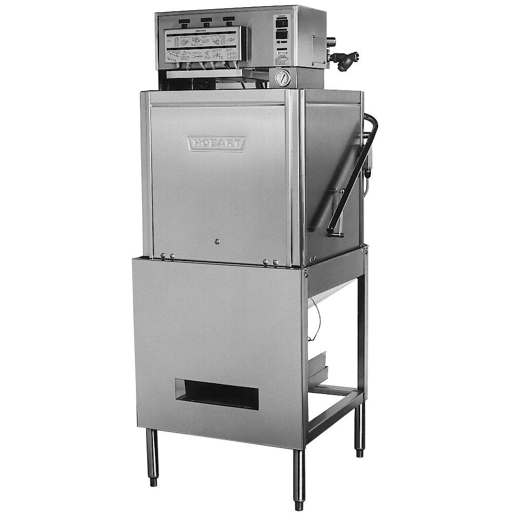 Hobart Lt1 1 Low Temp Chemical Sanitizing Dishwasher 120v