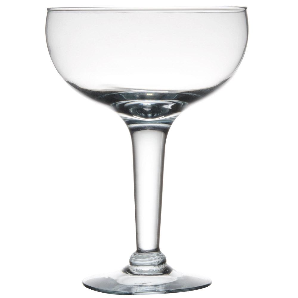 Libbey 1721361 Grande Super Stem 1.9 qt. Super Margarita Glass