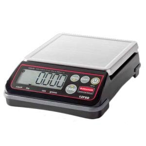 Rubbermaid 1812590 Pelouze 2 lb. High Performance Digital Portion Control Sca