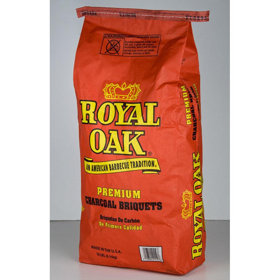 Red+Oak+Charcoal Royal Oak Premium Charcoal Briquettes 16 lb. Bag