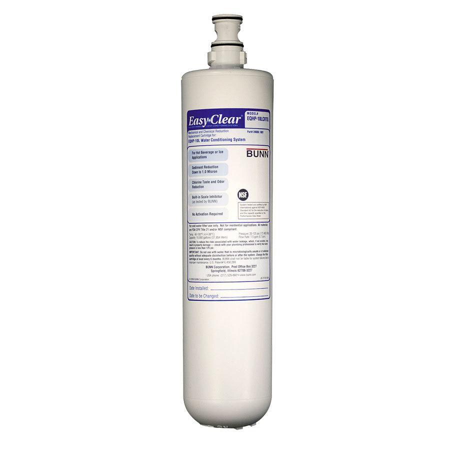 Line Water Filter Bunn Eqhp 10lcrtg Replacement Filter Cartridge Bunn 390001001