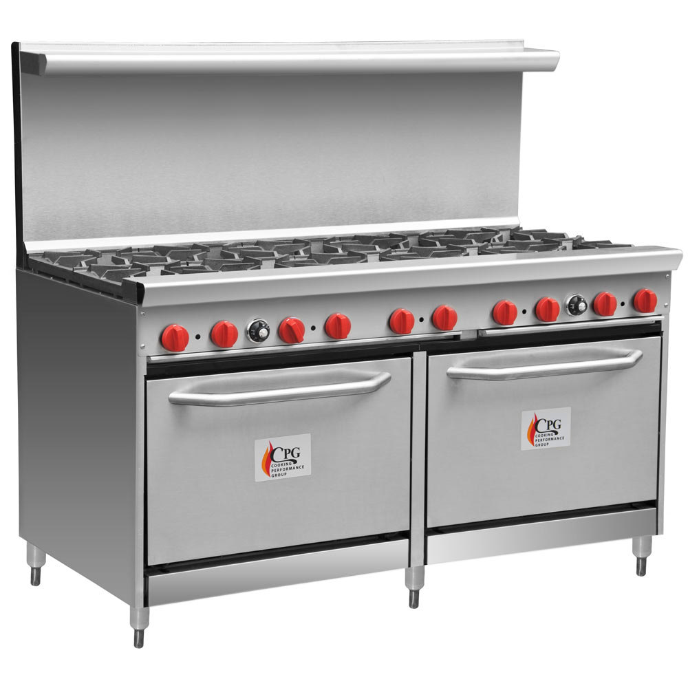 Stoves And Ovens ~ Range oven gas with two ovens