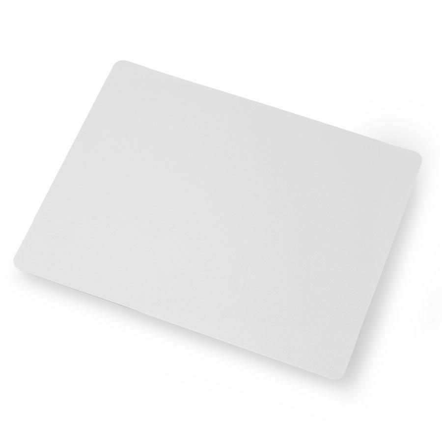 Tablecraft fcb1218w 12 x 18 white flexible cutting board for White cutting board used for