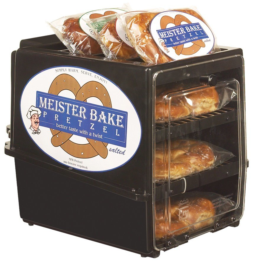 Gold Medal 5330P Meister Bake Pretzel Warmer / Nacho Chip and Cheese Warmer 120V at Sears.com